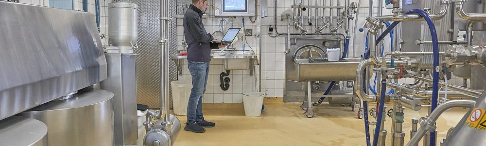Lebensmittel und Milchverarbeitung